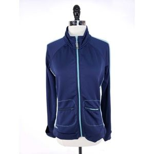 alo yoga Coolfit Workout Athletic Running Jacket